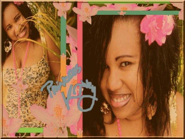 La Princess au fleure - Princess Kinzy
