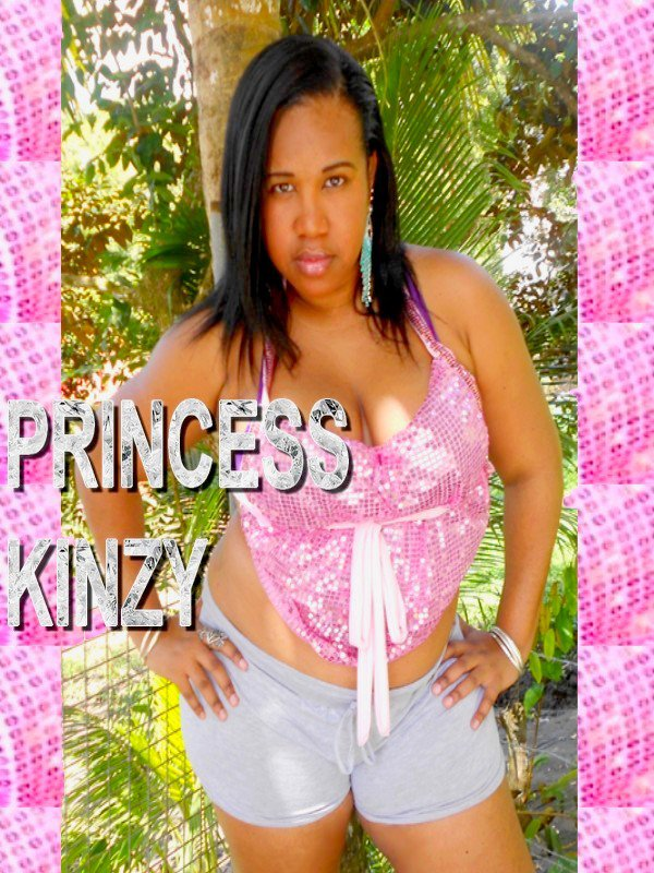 La Princess au fleure - Princess Kinzy