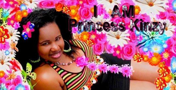 La Déesse des fleures - Princess Kinzy