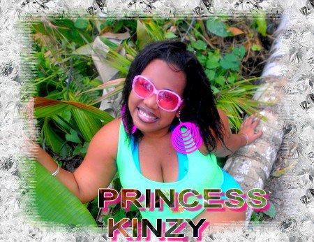 Princess Kinzy style B★ E★ T  - América pink