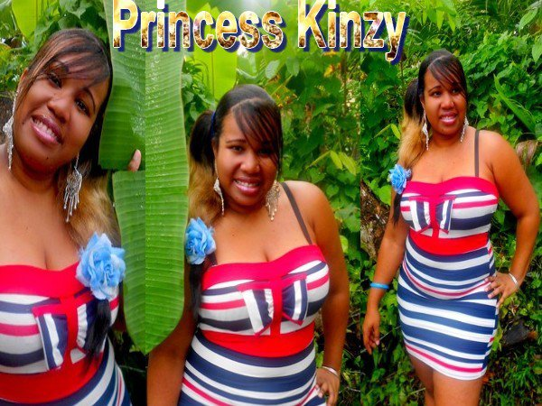Follow in PRINCESS KINZY