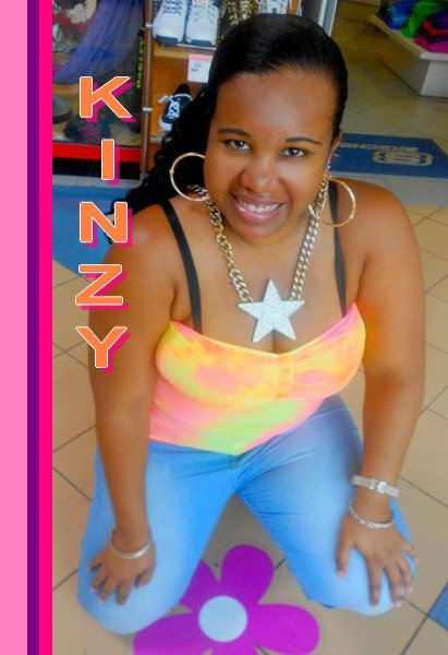 You've heard her on the net, it is the Princess Kinzy