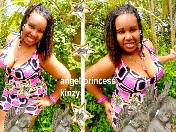 Princess Kinzy -  en verre