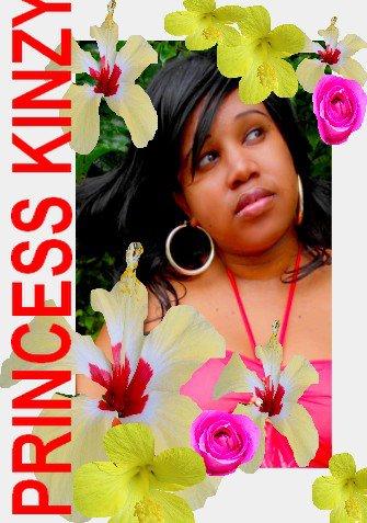 LA  FLEURE  princess kinzy POSTER  2013
