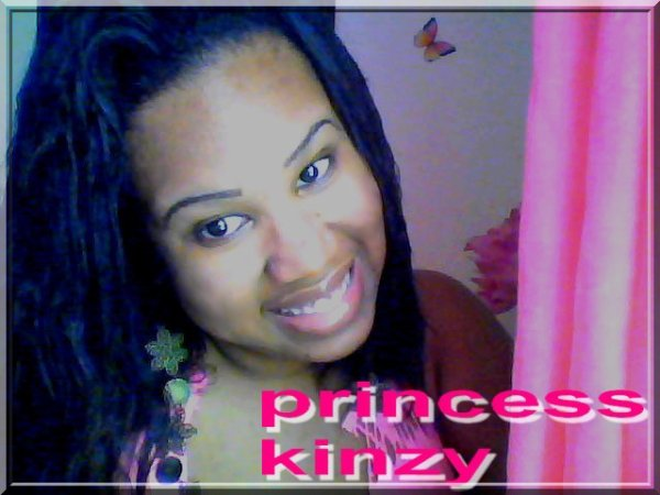 Angel princess kinzy