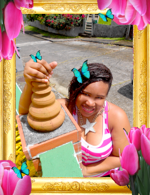 The Princess of flowers - Princess Kinzy