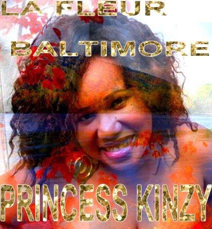 princess kinzy - Tableau de fleure