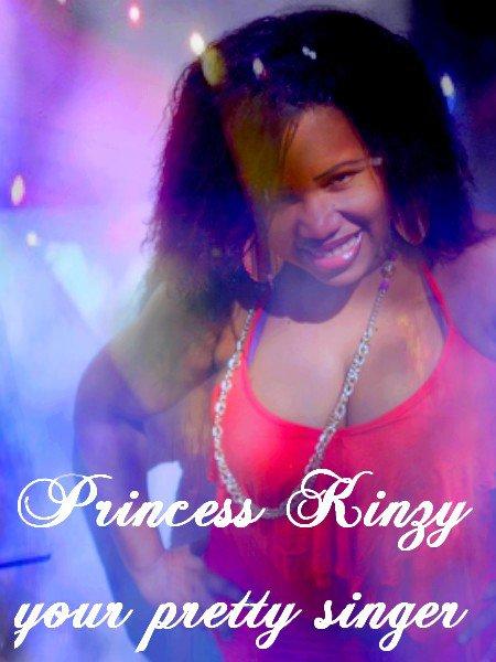 ♫ Parole ♫ je ne vois que toi - Princess Kinzy