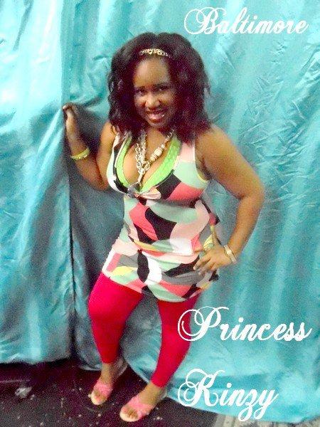 La Star en Fusion - Princess Kinzy