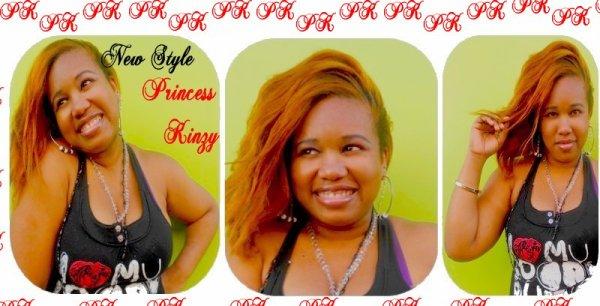 Mon nouveau Look - Princess Kinzy