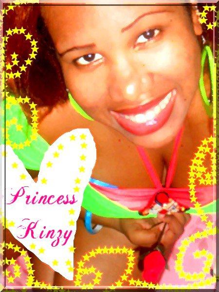 Princess kinzy ton étoile