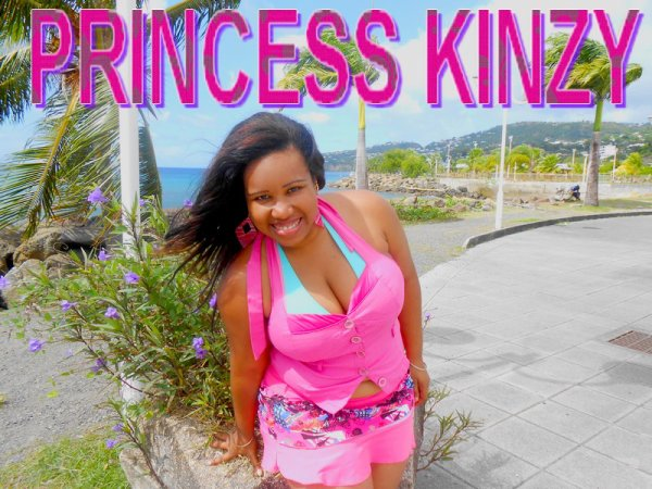 PRINCESS KINZY STAR PINK