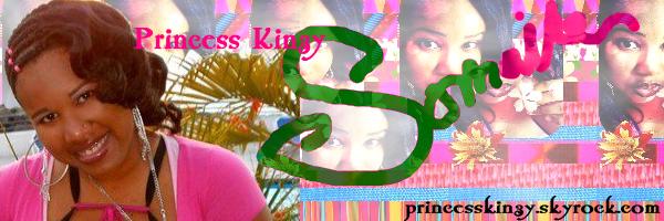 LA FLEURE - Princess Kinzy