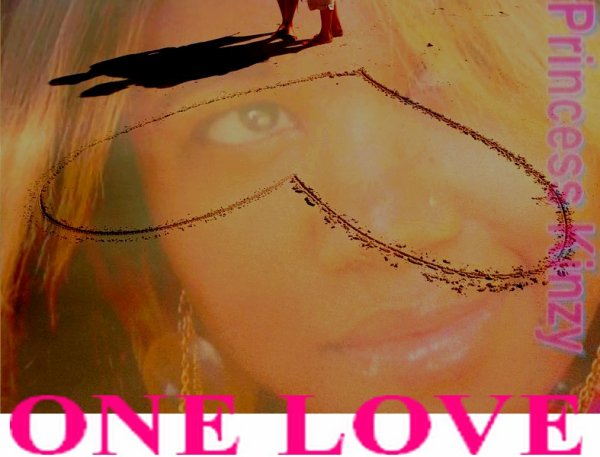 "L O V E - Curtis James Jackson ""princess pink kinzy """