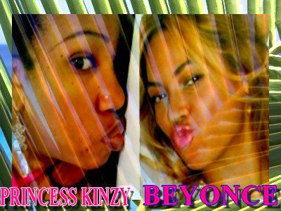 """Lettre à Beyoncé """" Princess Kinzy """""""