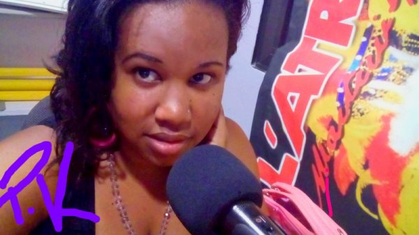 Interview radio princess kinzy