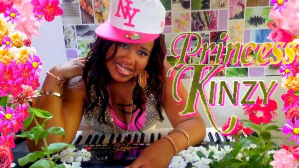 C'est avec force !  - Princess Kinzy