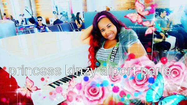 Poupée fleure pink et ses photos + Vidéos - PRINCESS KINZY