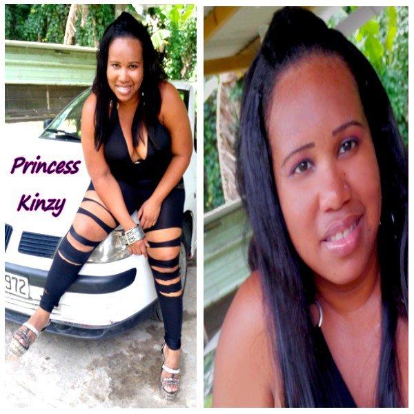 Ton admiratrice - Princess Kinzy