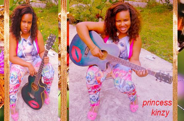"J'impose mon style - Princess Kinzy "" ME """
