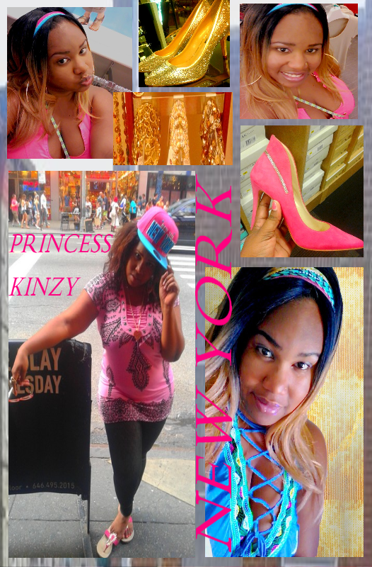 Enfin ! Je suis arrivée a New York - brooklyn - Manhattan - connecticut farmington ct -Hartford - Princess Kinzy