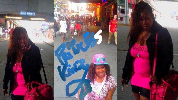 New York mon rêve réalité - Princess Kinzy