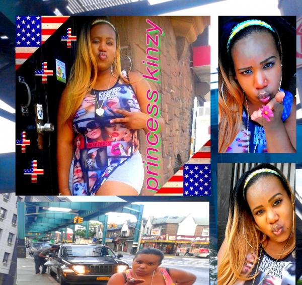 Je me sans chez moi a New York - Princess Kinzy