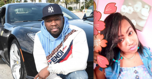 "50 cent - Princess Kinzy ""chanson"" .The queen of 50 cent "" baltimore star pink"