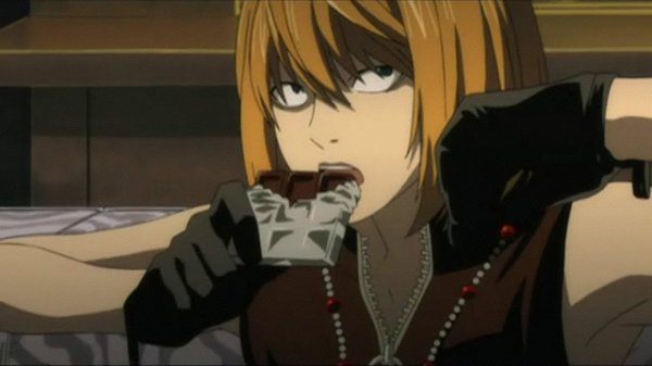 Death Note : Mello