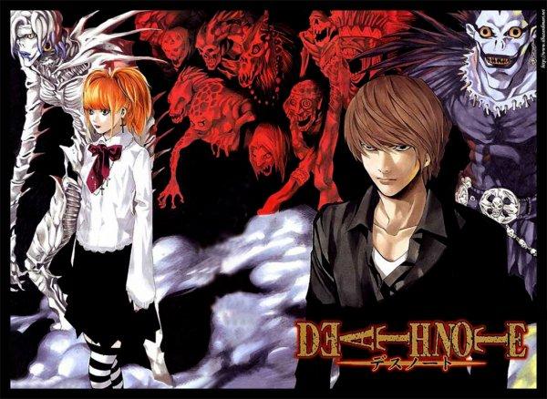 Death Note : Autre Personnage