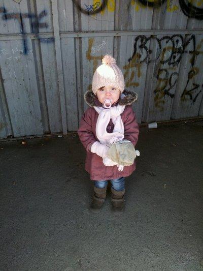 25 mois pour ma poupée
