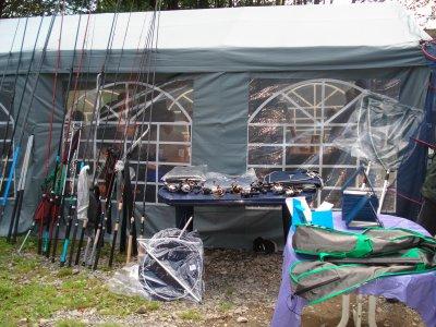 La pêche au Carpodrome en 2011 !