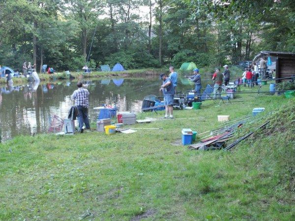 24H de pêche au Pont Lepage! 30/06 & 1/07/2012