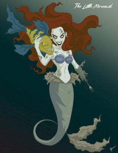 Dessin Ariel