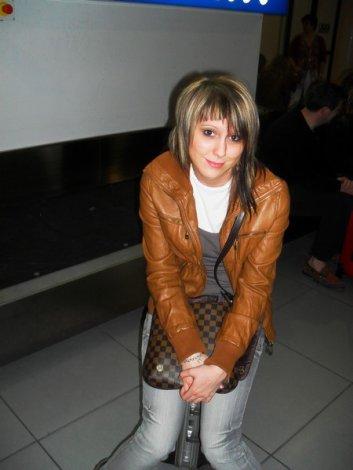 Alicia  20 ans - Haute ecOle:: Charleroi UT  ♥♥♥