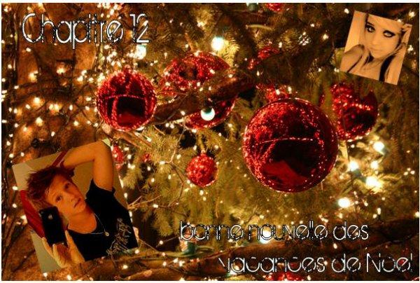 Chapitre 12 : bonne nouvelle des vacances de Noel