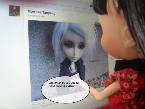 Story -Un délire sur un taeyang- partie 1