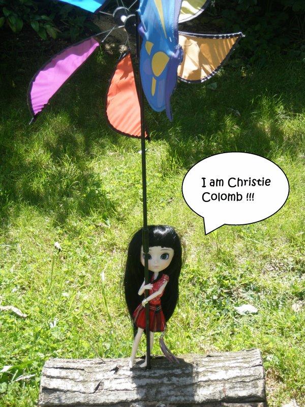 ♥Christie Colomb♥2 avec séance photo