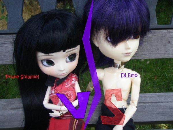 Battle=Þ