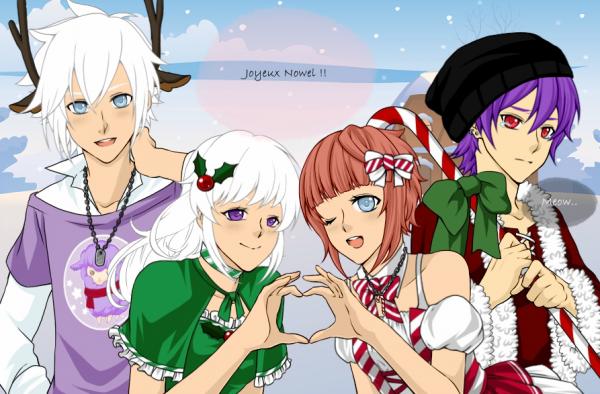 Manga dolls (4)