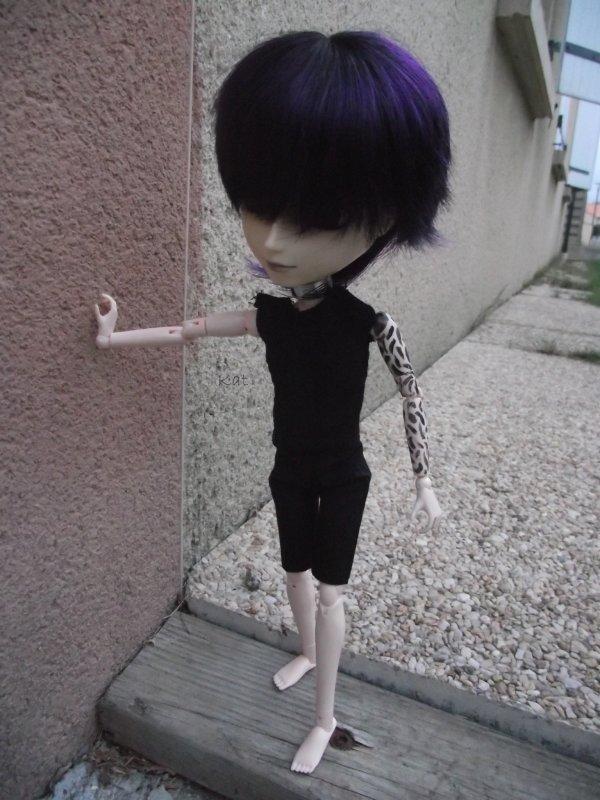 Le soir avec Neko-chan. (1)