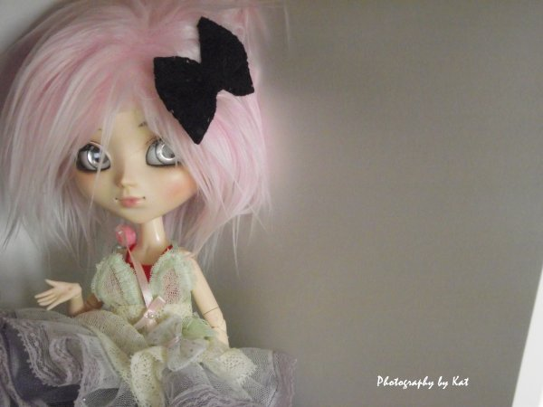 Petit nuage rose ~
