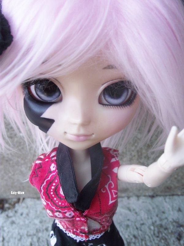 Séance du nuage rose. Mandarine qu'est-ce que j'ai fais pour que tu ne me parle plus ?