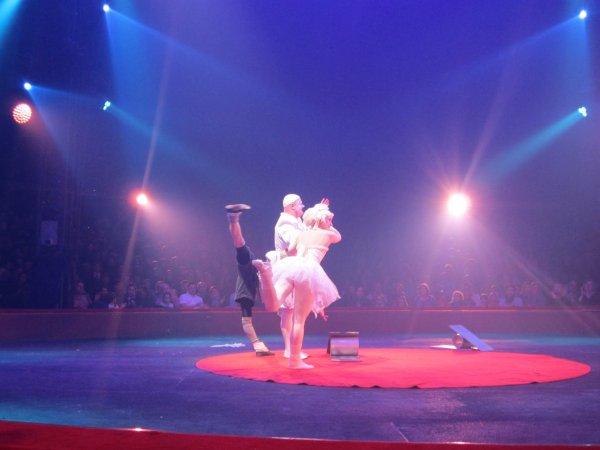 cirque Arlette Gruss à La Rochelle , fevrier 2015
