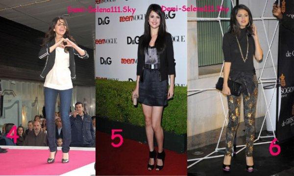 Quel tenue préfère-tu ?