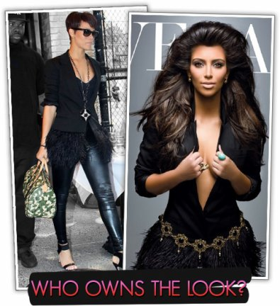 Who owns The look ?