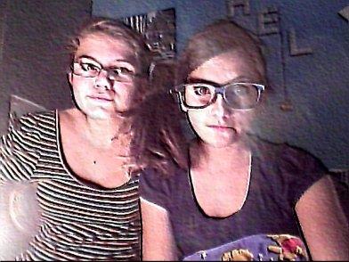 Moi et Rachel