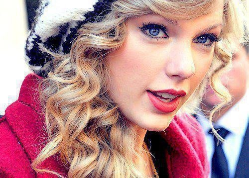 Taylor swift if we could only have this life for one more - Fille yeux bleu ...