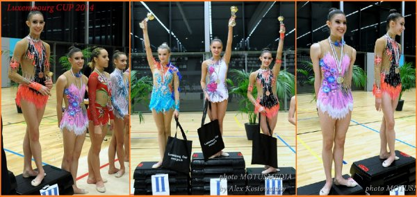 """3ème Edition """"Luxembourg Cup"""" 2014"""