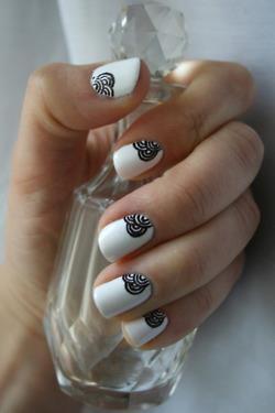 Encore de trop beau ongles ♥